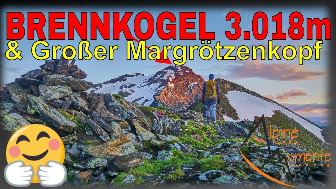 Brennkogel 3.018m - Der einfachste und schönste 3000er der Alpen? | ALPINE MOMENTE