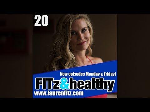 FITz & Healthy Podcast 20 : It's Not Physics but Biology