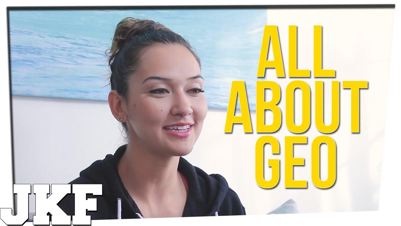 Get To Know Me Tag: Geo Antoinette