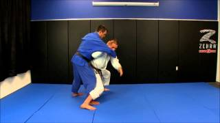The Takedown Blueprint - Tai otoshi by Travis Stevens