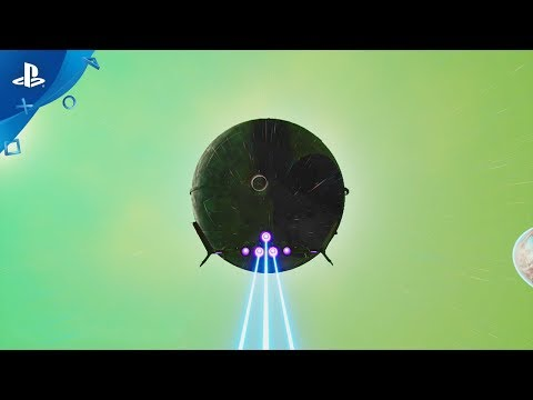 No Man's Sky Beyond - Available Now   PS4 PS VR