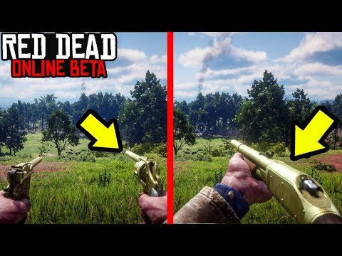 BEST WEAPONS YOU NEED in Red Dead Online! RDR2 Online Best Guns! Red Dead Redemption 2
