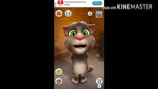Talking tom cat o tunir ma bangla funny song