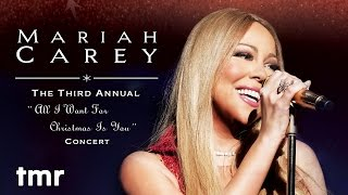 Mariah Carey - All I Want For Christmas Is You: The Third Annual Concert
