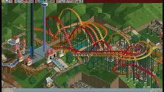 Ni ludu: RollerCoaster Tycoon #17 – Drako