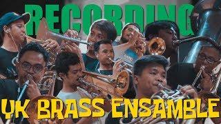 Gambar cover RECORDING BRASS (OMWAWES X YK BRASS ENSEMBLE) eps 5