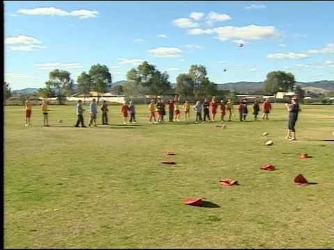 AFL Paul Kelly Cup Regional Final Build Up Story
