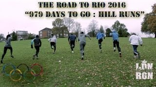"The Road to Rio 2016: Episode 4 ""979 Days To Go : (Hill Runs)"" (Track & Field Web Series)"