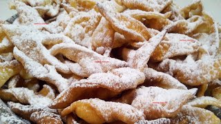 Хрустящий Хворост - Рецепт печенья на Водке / Вкусно и Просто