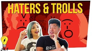 Haters and Trolls on Social Media ft. Gina Darling