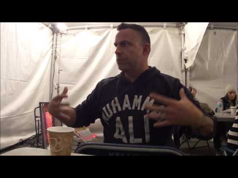 Arrow Interview with Director and Fight Coordinator James Bamford