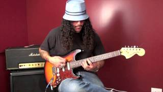 "Brant Bjork ""Doctor Special"" guitar lesson. PlayThisRiff.com"
