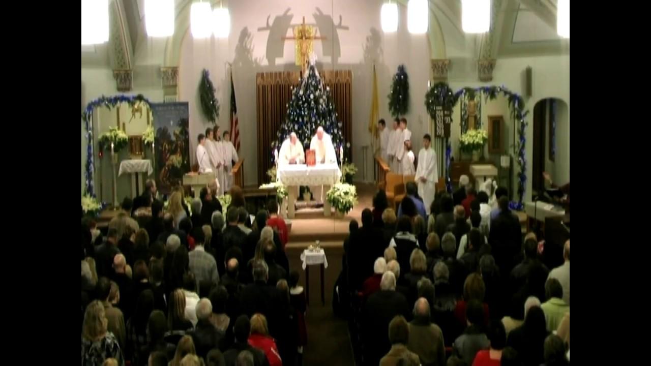 St. Ann's Christmas Eve  12-24-09