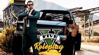 Geld Auto und der neue Job  GTA 5 Real Life Roleplay