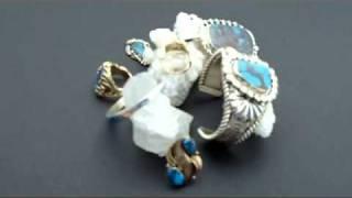 Bisbee Turquoise Jewelry Video