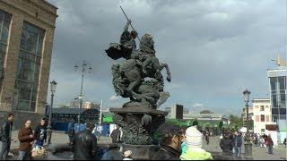 Поездка в МОСКВУ за Снаряжением для Туризма