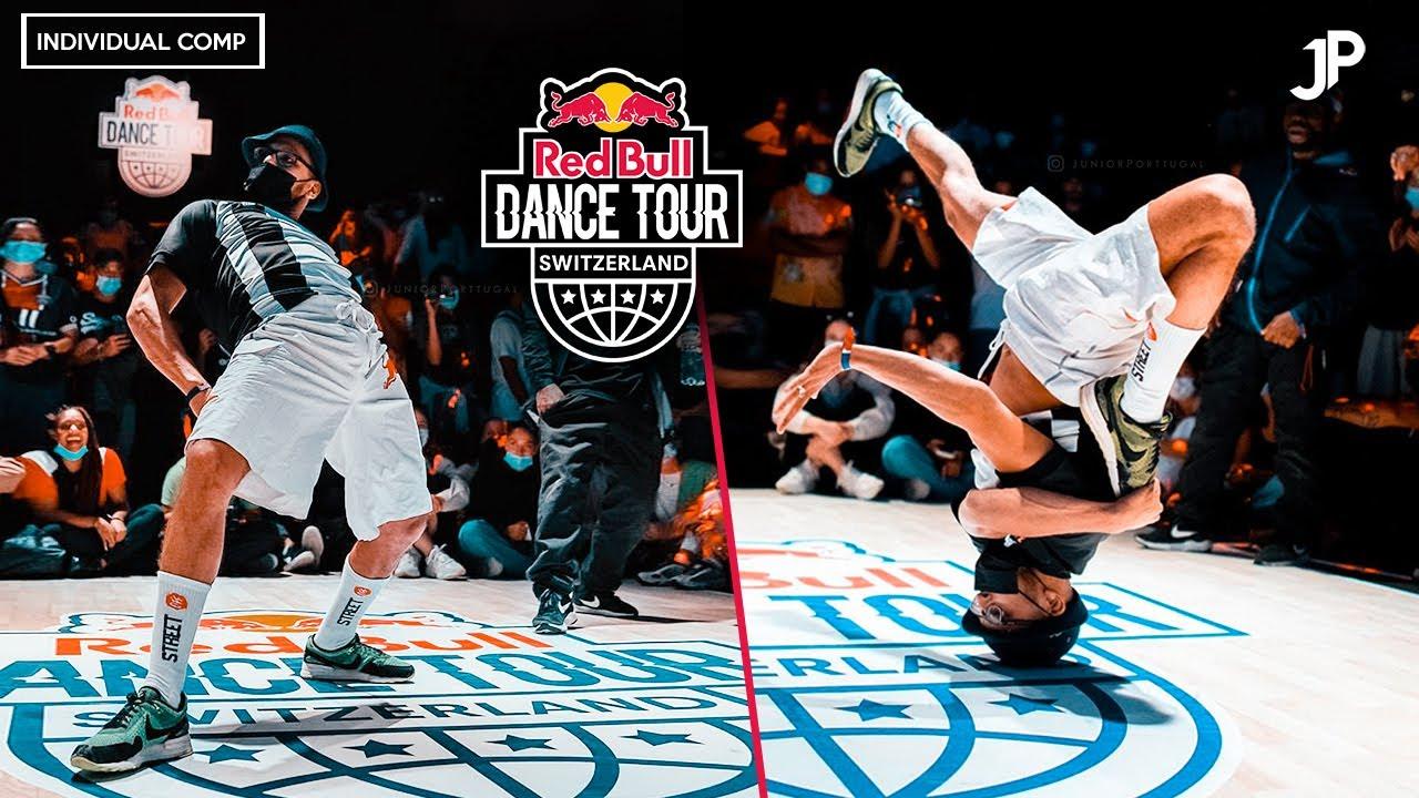 Lilou is back! 🔥 Red Bull vs Team Romandie 2020 | Red Bull Dance Tour in Switzerland