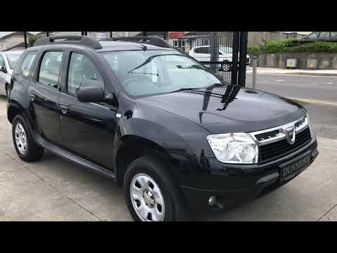131 Dacia Duster 4WD 1.5DCi Review