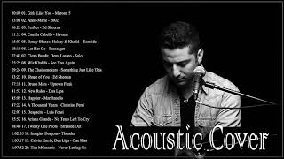 New Acoustic Covers 2019 - Best English Songs 2019 - Top Acoustic