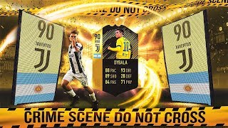 SIF DYBALA 90!!! OMG! GENIALNA KARTA! | FIFA 18 ULTIMATE TEAM