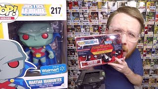 Epic 25 Funko Pop Haul Walmart Exclusive Spider-Man Homecoming Blu-Ray Set