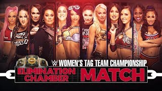 NoDQ's official preview and predictions for 2019 WWE Elimination Chamber PPV #WWEChamber thumbnail