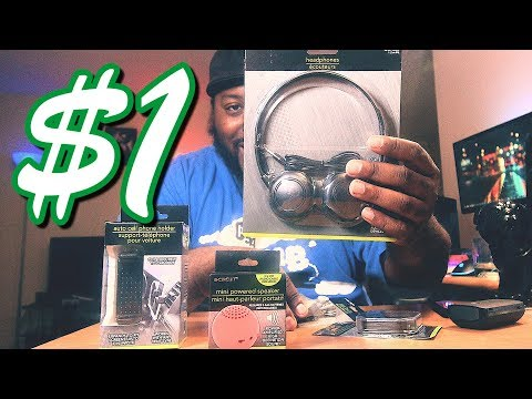 $1 Tech | Dollar Tree Haul