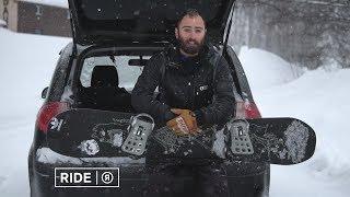 обзор сноуборда Ride Wild life