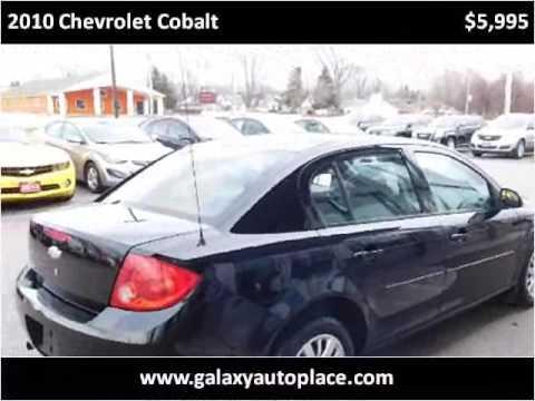 2010 Chevrolet Cobalt Used Cars Buffalo NY