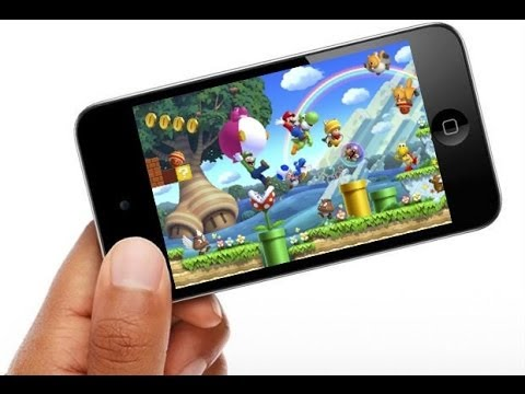 Nintendo's Mobile Strategy Leaked?