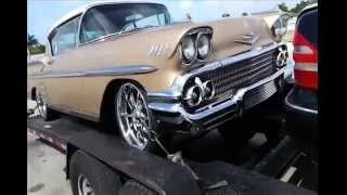 1958 Chevrolet Impala LSX engine