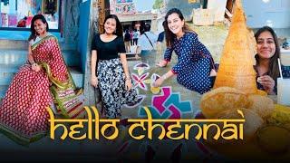 CHENNAI with Shanudrie ✈️