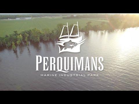 Perquimans Marine Industrial Park in Hertford, NC
