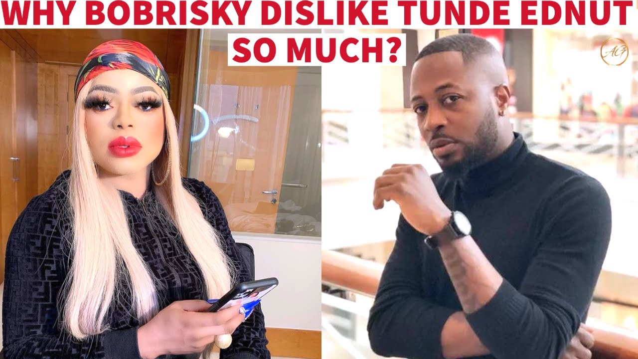 The Real Reason Why Bobrisky Dislike Tunde Ednut So Much Youtube I am a college student that was buying a new iphone 5s. the real reason why bobrisky dislike tunde ednut so much