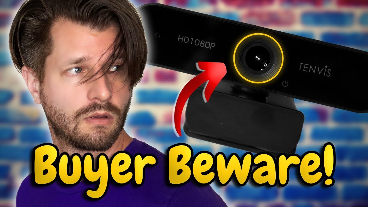 Is This Cheap Web Camera Worth It? Tenvis TW888 Web Camera Review!
