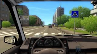 City Car Driving: Test Drive - Daewoo Nexia N100