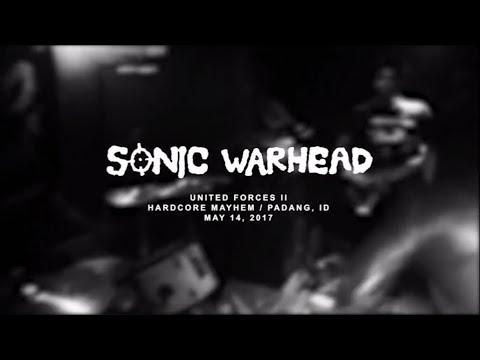 SONIC WARHEAD @United Forces II - 05.14.2017 - Hardcore Mayhem / Padang, ID