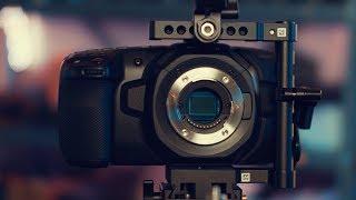 INSANE CINEMA CAMERA in a TINY BODY for CHEAP - BlackMagic Pocket Cinema Camera 4K Review