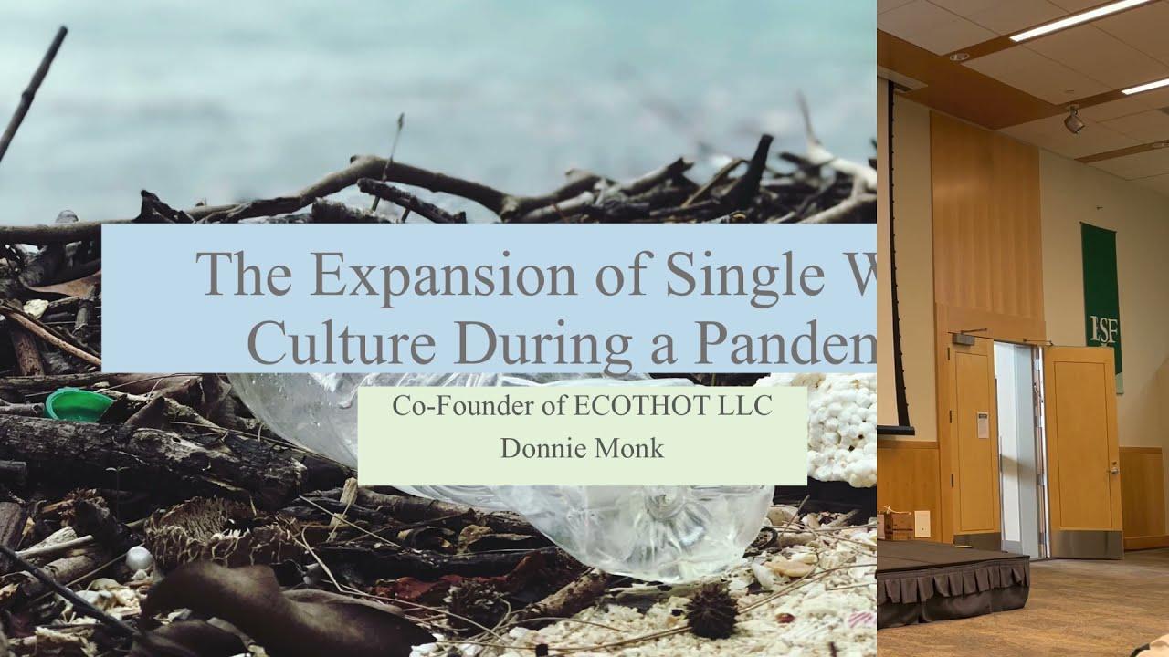 Single Use Waste Culture 😱
