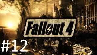 Fallout 4 PC Прохождение 12 Арсенал замка
