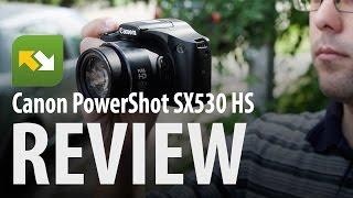 Review : Canon Powershot SX530 HS