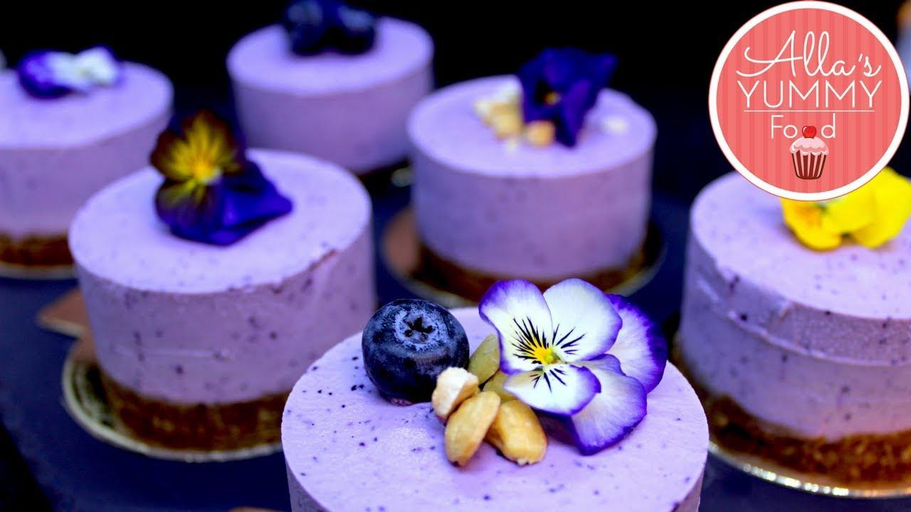Blueberry Cheesecake Recipe Vegan Gluten Free Youtube