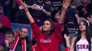 Khimki - CSKA. Play-offs. Game 4 / «Химки» - ЦСКА. Плей-офф. Четвертая игра