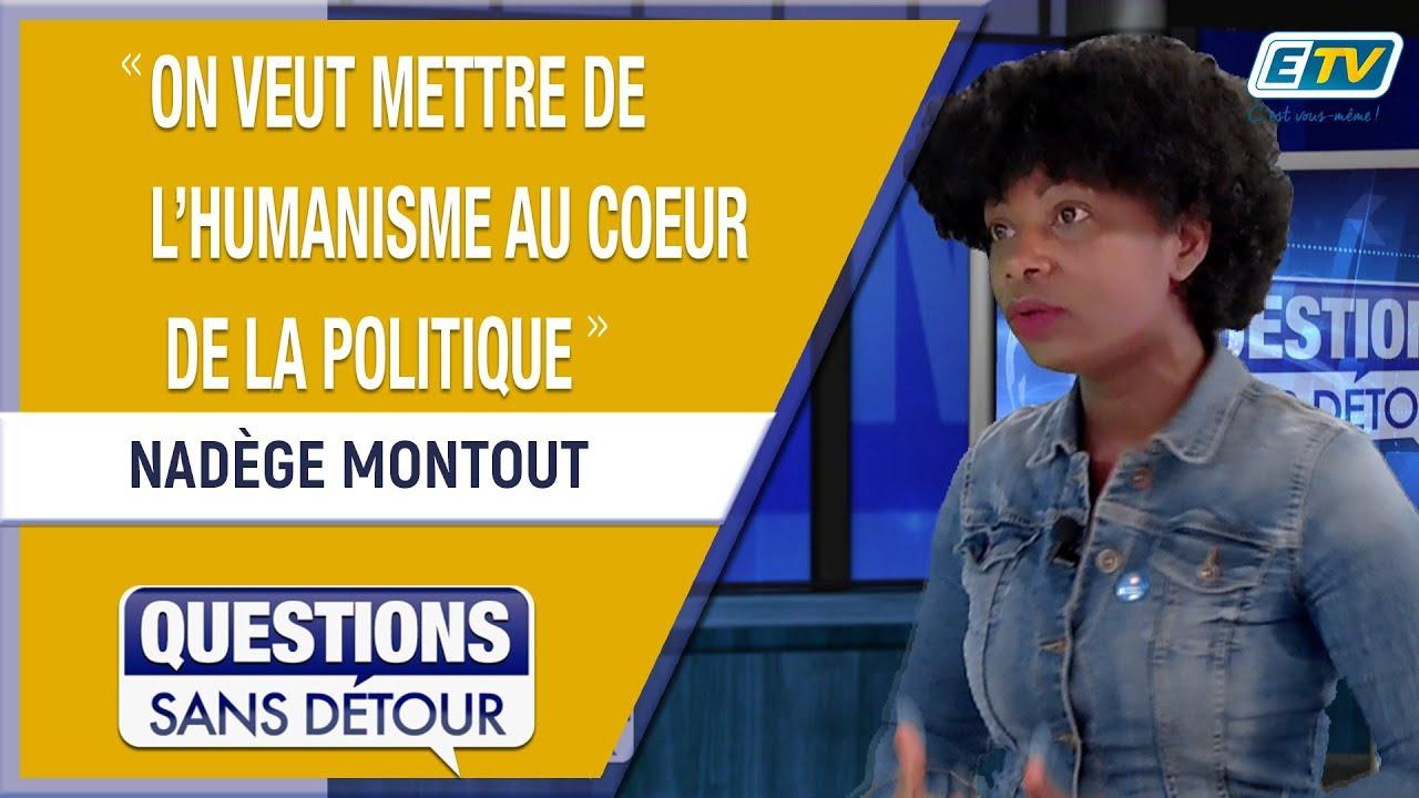 Questions Sans Détour avec Nadège MONTOUT