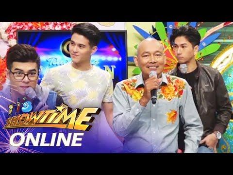 It's Showtime Online: TNT Luzon contender, Renato Pituc