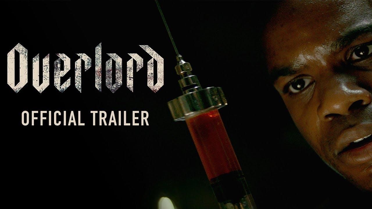 Overlord | HD trailer - redband