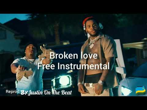 """(Free) Mo3 & Kevin Gates X Type Beat Trap Soul 2020 """"Broken Love""""( Reprod: By Justin On The Beat)"""