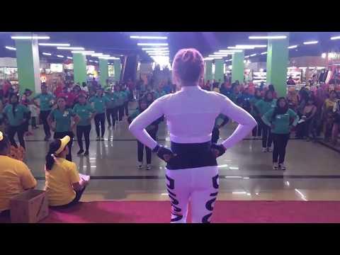 Lomba Senam Aerobic Despacito by Ririn (AC Group)