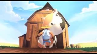 Толстые животные - мультик про коров!