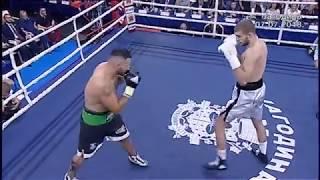 Kik boks Palmini tigrovi - Turska (ceo meč)